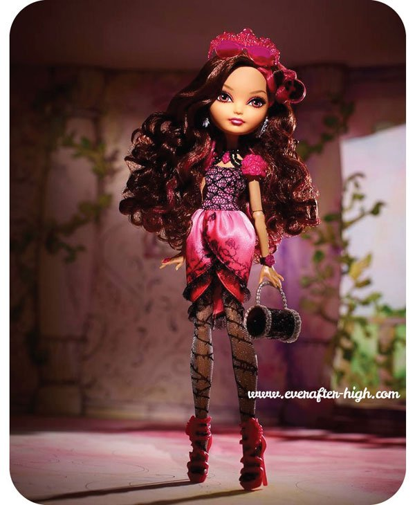Briar Beauty doll - First wave
