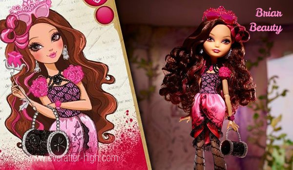 Briar Beauty Doll First Wave