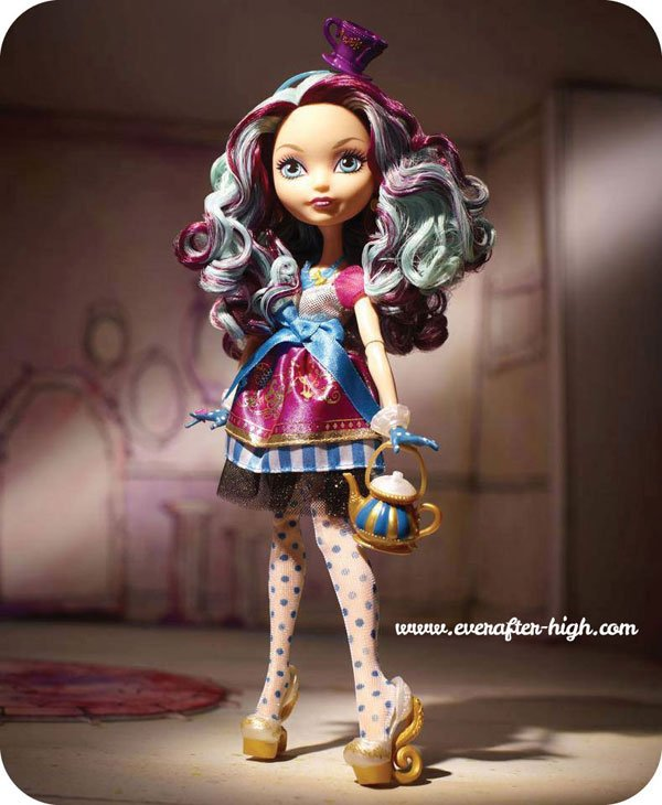 Madeline Hatter Doll - First wave