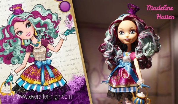 Madeline Hatter First wave