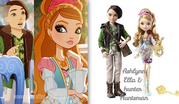 Ashlynn Ella & Hunter Huntsman