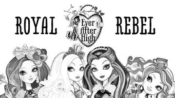 Ever After High Coloring Pages | Ever After High - Part 6