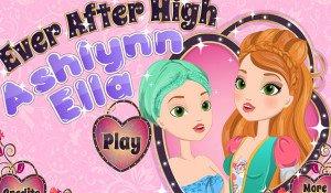 Ashlynn Ella Make up