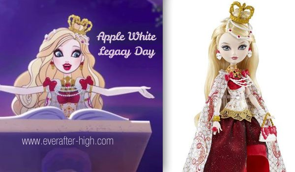 Legacy Day Apple White