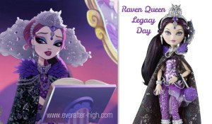 Legacy Day Raven Queen