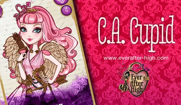 C.A. Cupid Character