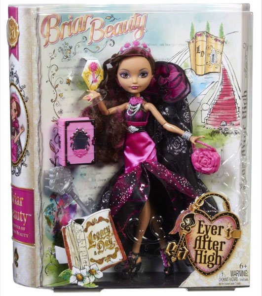 Legacy day Briar Beauty doll box