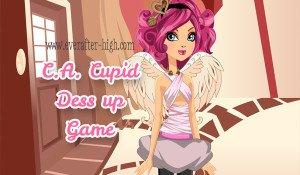 C.A. Cupid Dress up