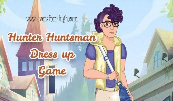 Hunter Huntsman Dress up