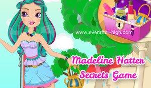 Madeline Hatter secrets