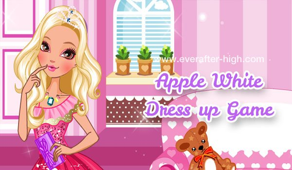 Apple White fun fashion