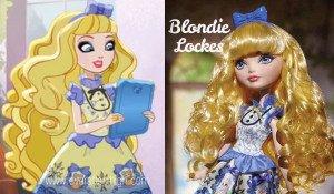 Blondie Lockes First Wave
