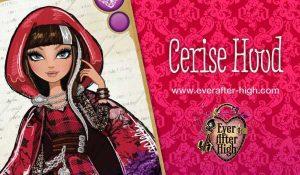 Cerise Hood