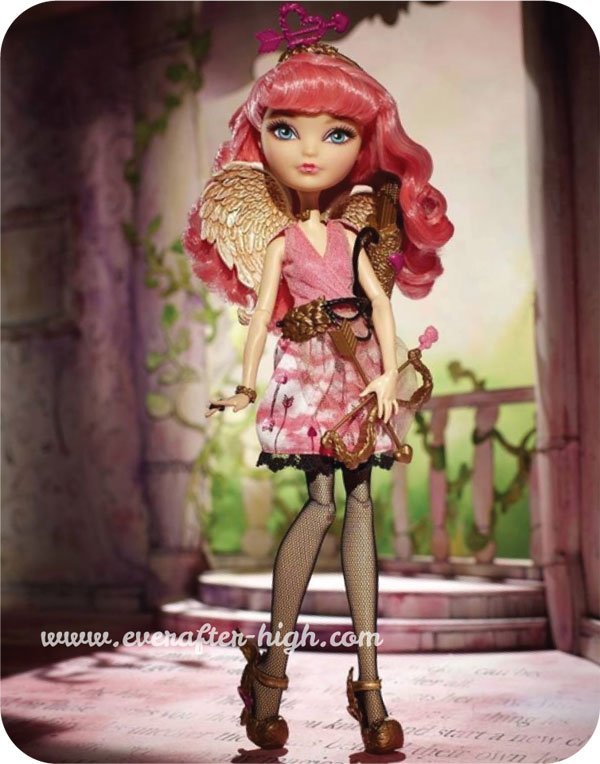 Buy Ever After High Cupid doll