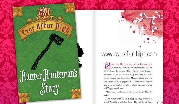 Hunter Huntsman's Story Book