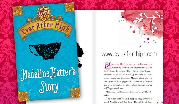Madeline Hatter's Story Book