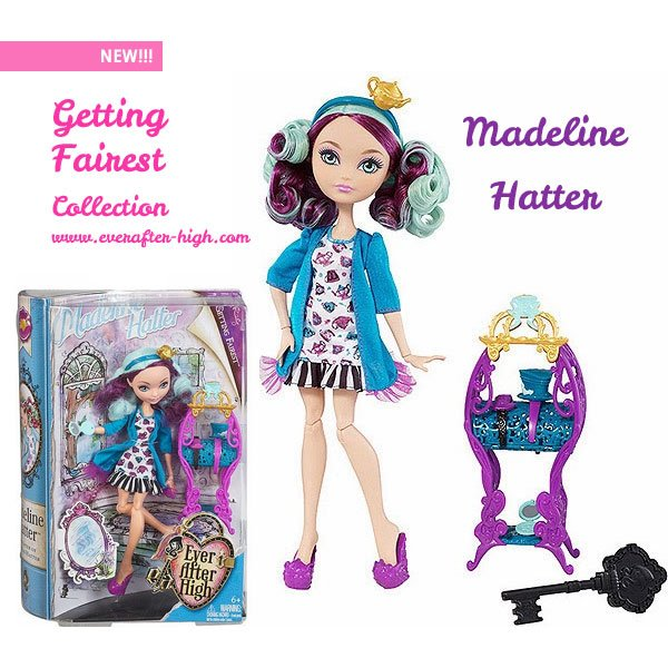Madeline Hatter with her pyjama on
