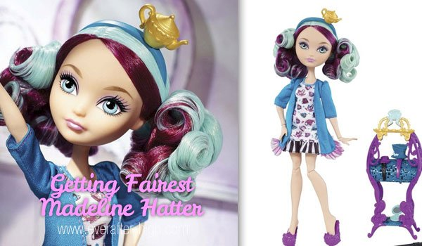 Getting Fairest Madeline Hatter