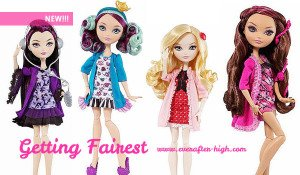 Getting fairest new collection