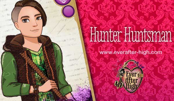 Hunter Huntsman