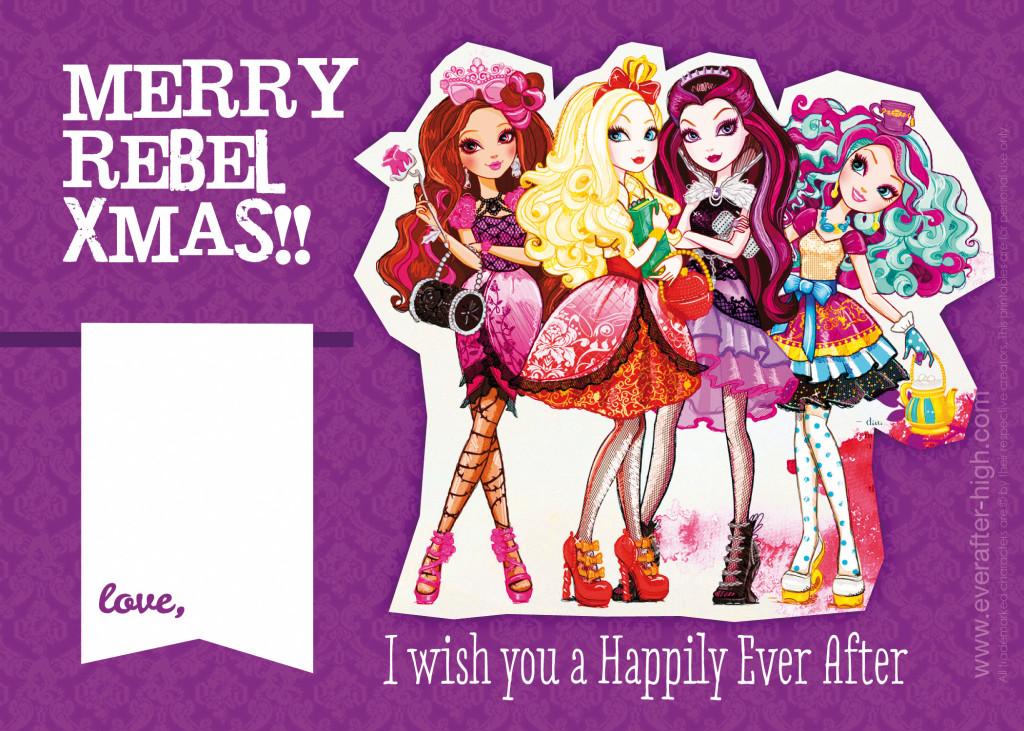 Merry Rebel Cristmas