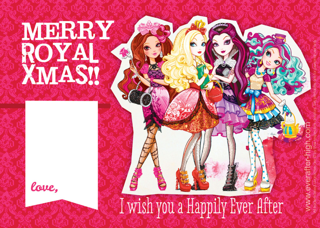 Merry Royal Cristmas
