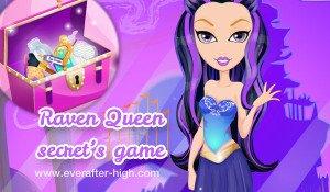 Raven Queen Secrets
