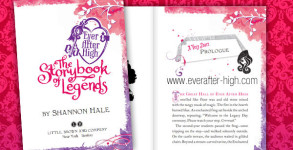 The Storybook of Legends chapters