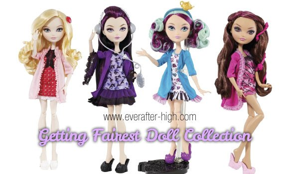 Getting Fairest Collection