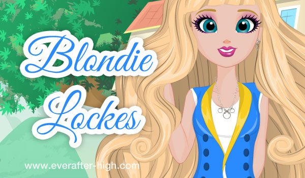 Blondie Lockes Every-day Outfit