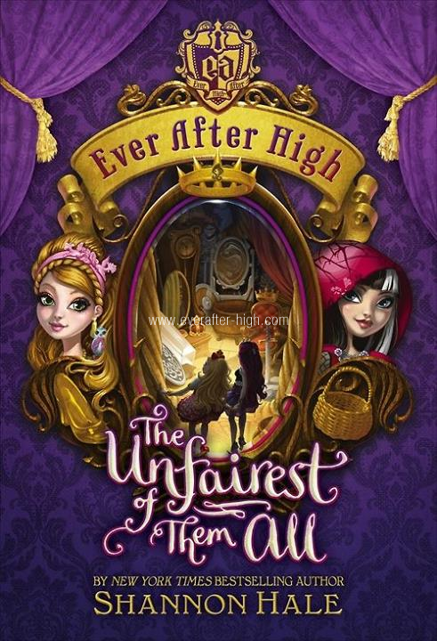 The unfairest of them all cover