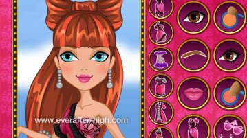 Briar Beauty Hairstyles
