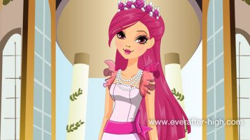 Briar Beauty Legacy dy dress up game