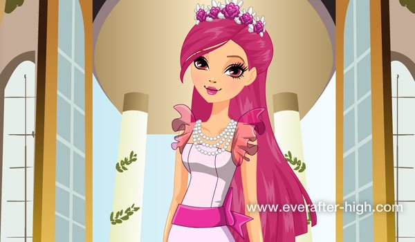 Briar Beauty Legacy Day dress up