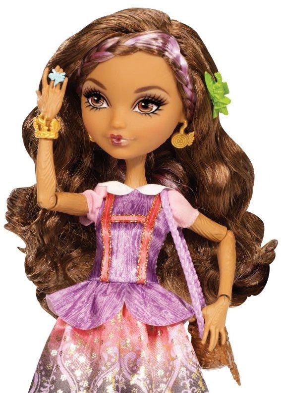 Cedar Wood Doll