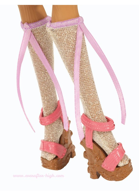 Cedar Wood heels