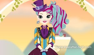 Madeline Hatter Legacy Day Dress up