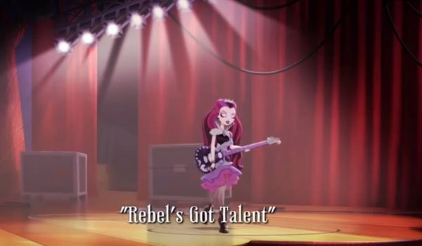 Rebel's Got Talent Video