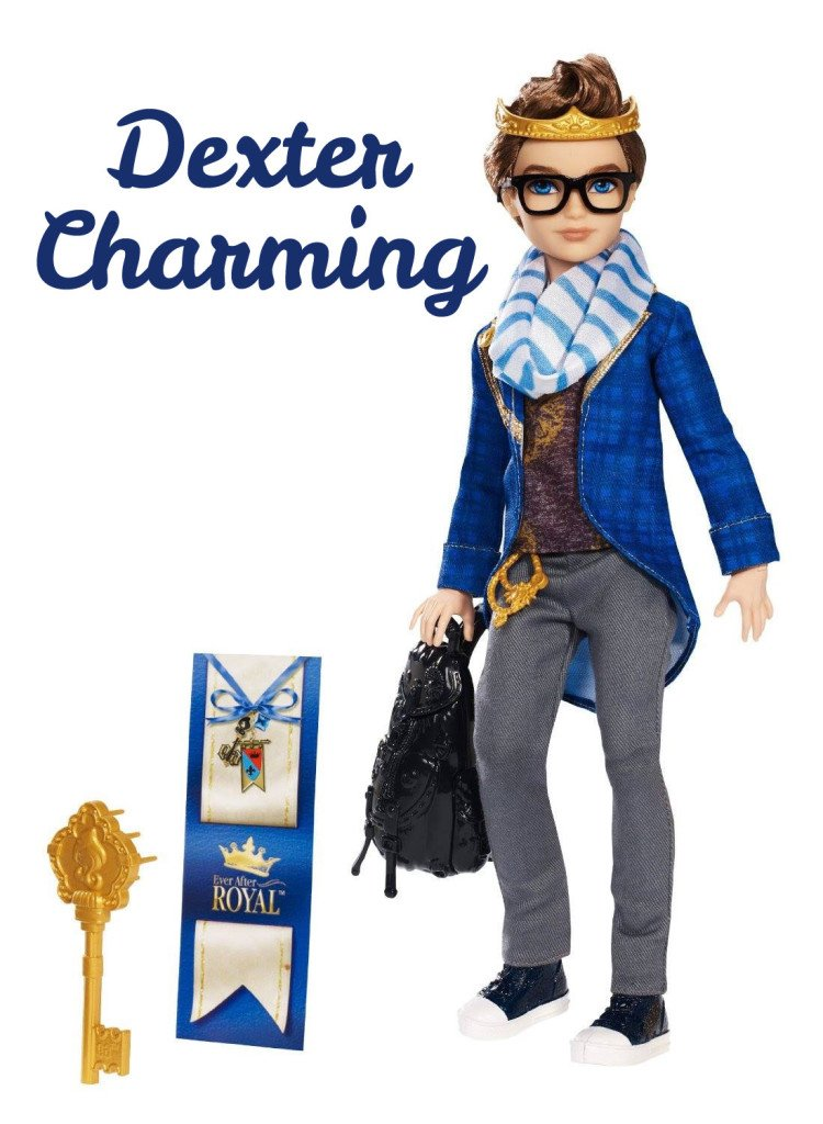 Dexter Charming Doll with key