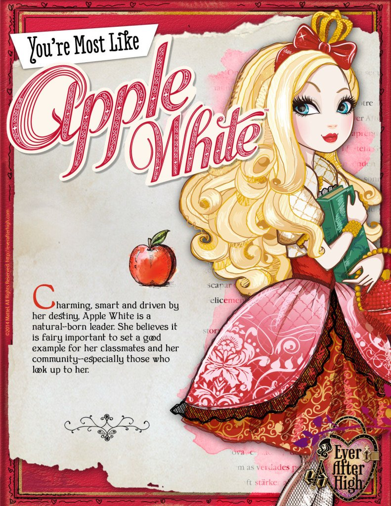 Apple White Student