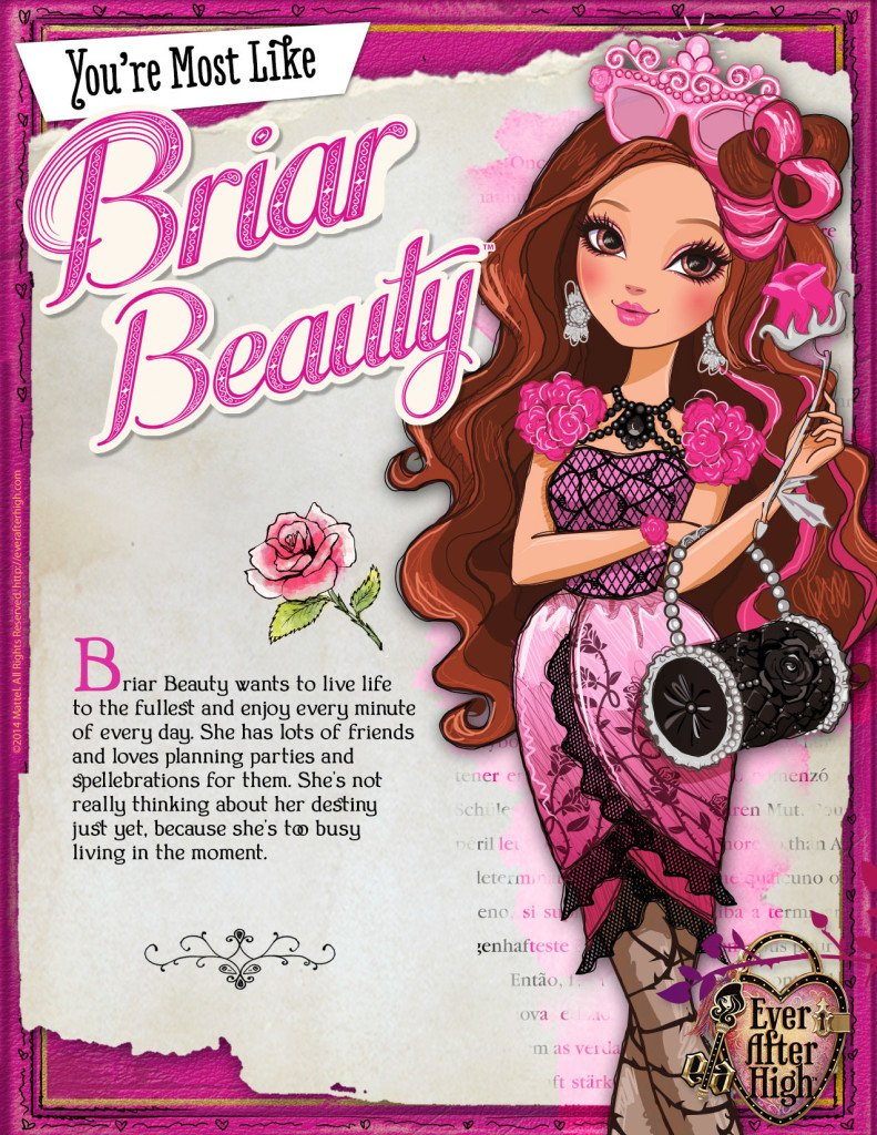 Briar Beauty Student