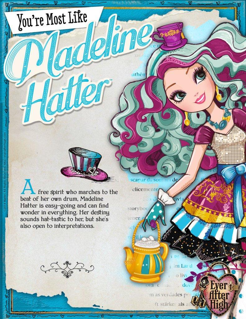 Madeline Hatter Student