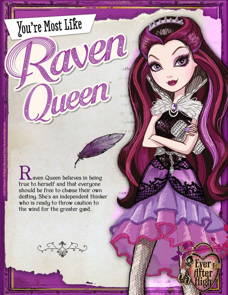 Raven Queen Student
