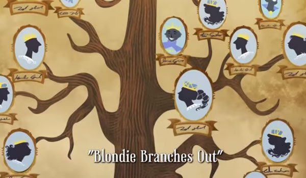 Blondie Branches Out Video