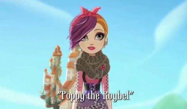 Poppy the Roybel video