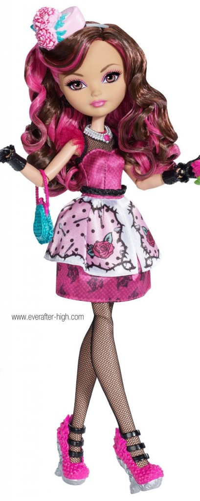 Briar Beauty Hat-Tastic Party Doll