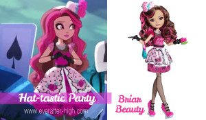 Briar Beauty Hat-Tastic Party