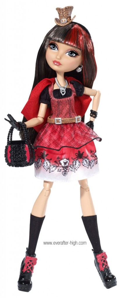 Cerise Hoos Hat-Tastic Party Doll