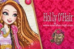 Holly O'Hair Character