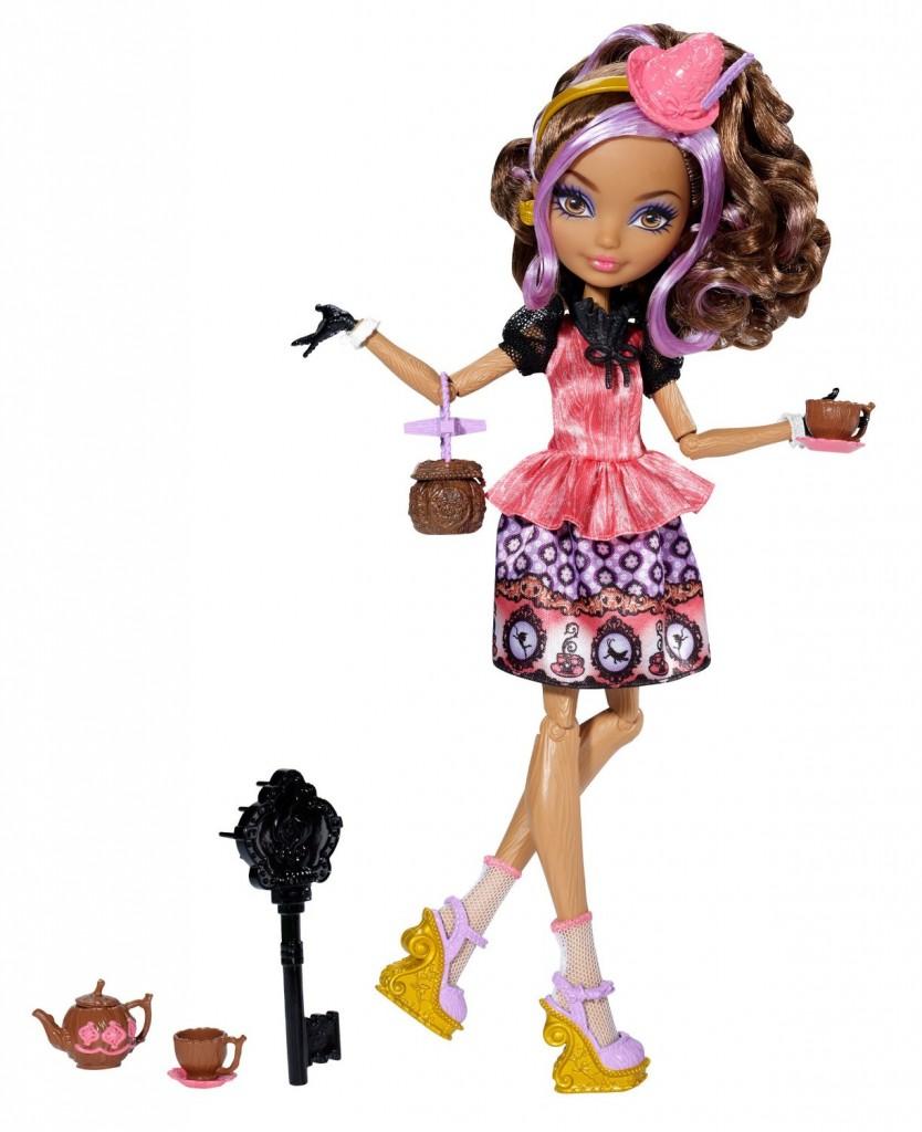 Cedar Wood Hat Tastic party doll